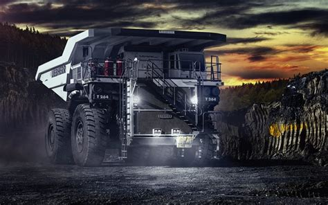 Cool Car Wallpapers 1366 780 Am Reno by Wallpapers Big Truck Liebherr T 264
