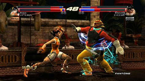 tekken tag tournament 2 xbox la version wii u de tekken ouch2 sur le forum wii u 05 12 2012 13 00 36 jeuxvideo