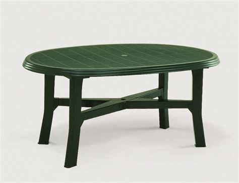 table pvc pas cher table jardin verte menuiserie
