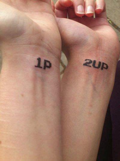 small mario tattoos gamer tattoos tattoos ink gaming what a