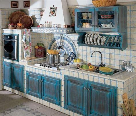 piastrelle cucina in muratura per un ambiente