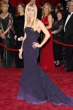 Who Wore It Best At The 79th Annual Academy Awards by Reese Witherspoon In Ricci By Olivier Theyskens With