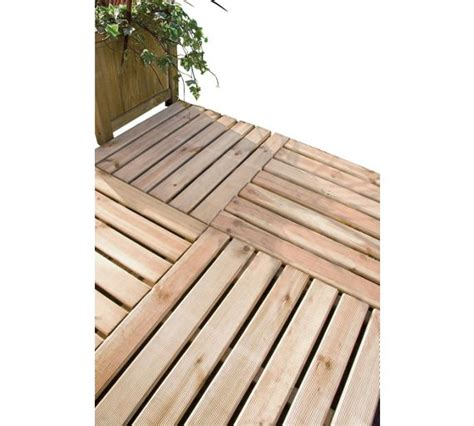 Garden Decoration Argos by Buy Decking Tiles At Argos Co Uk Your Shop For