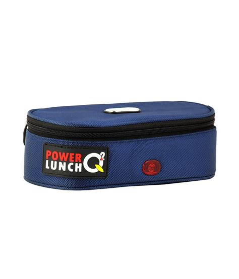 Lunch Box 3 Susun Q2 703 blue ecoline electric lunch box power q2 blue buy at best price in india snapdeal