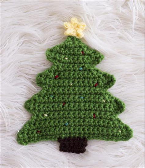christmas tree hot pad pattern christmas tree pot holder pattern allfreecrochet com