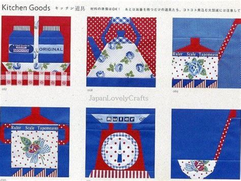 Patchwork Foods - 89 best quilts blocks pp food images on
