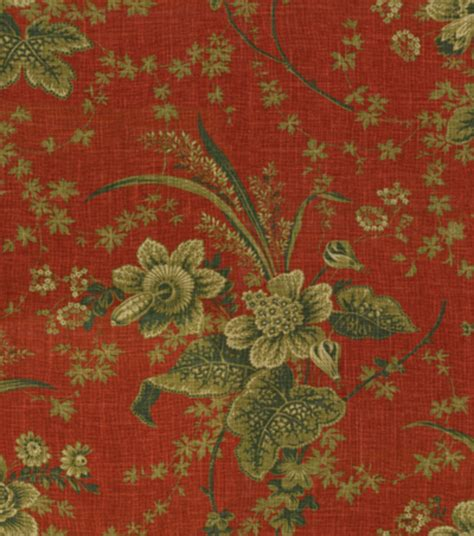 home decor print fabric waverly stonington cfire jo