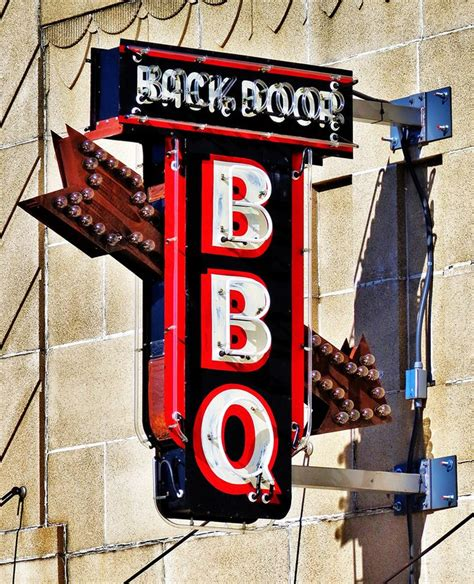 Back Door Bbq by 17 Best Images About Vintage Signage On Route