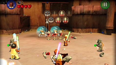 star wars games starwarscom video game lego star wars the video game wallpapers