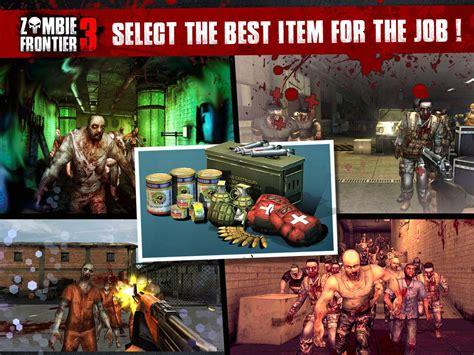mod game zombie frontier 3 zombie frontier 3 apk v1 67 mod unlimited money gems