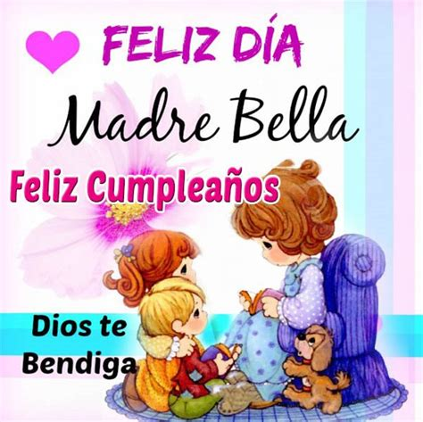 imagenes de feliz cumpleaños madre mia bellos mensajes de cumplea 241 os a mi madre mas imagenes