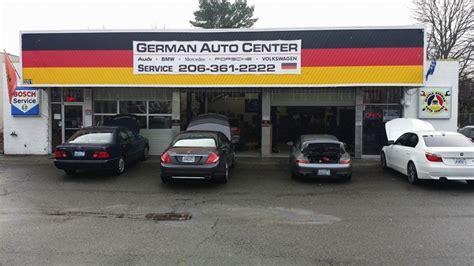 audi shop germany audi repair by seattle german auto center in seattle wa