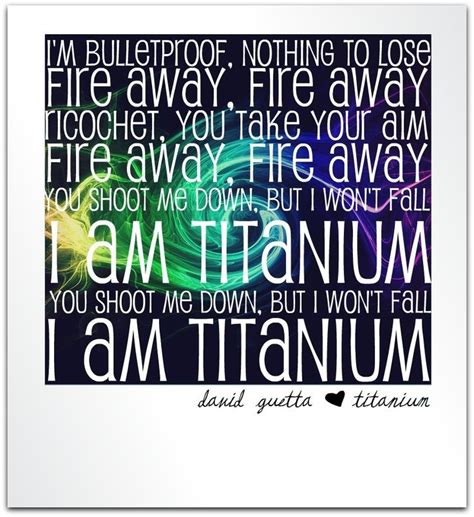 david guetta titanium testo titanium lyrics printable www imgkid the image kid