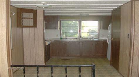 mobile home kitchen remodel