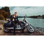 Motorcycle Women Wallpaper  WallpaperSafari