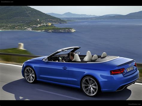 Audi Rs5 Cabrio by Audi Rs5 Cabriolet 2014 Car Pictures 36 Of 92