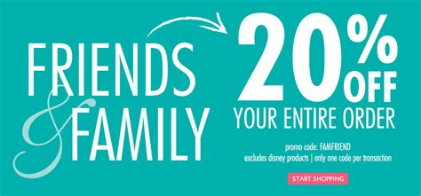 Friends And Family Discount At Prescriptives by Friends Family Discounts Invitations By