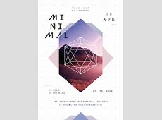Minimal Flyer by infinite78910 | GraphicRiver Fancy Text Generator