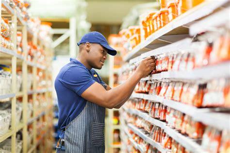 scaffalista supermercato questions for a retail sales