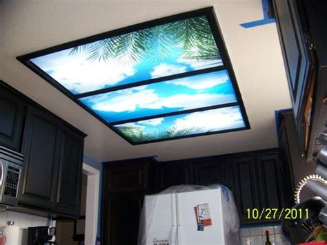 Kitchen Fluorescent Light Cover 1000 Ideas About Fluorescent Light Covers On Pinterest Light Panel Fluorescent Light