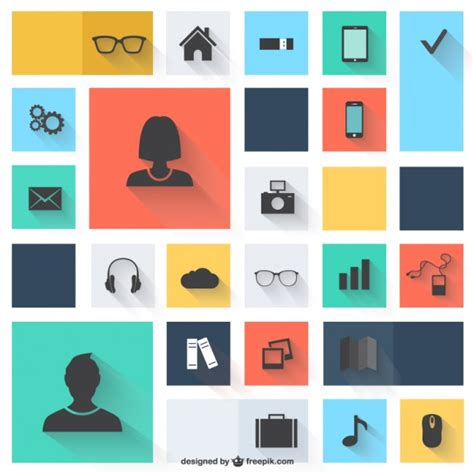 flat design icon download vector icons flat design vector free download