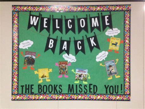 Bulletin Board Ideas For Library - 17 best ideas about library bulletin boards on
