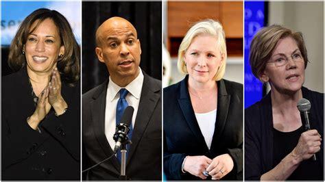 kirsten gillibrand cory booker key senators to announce 2020 runs in next few weeks axios