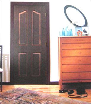 Pre Stained Interior Doors Pre Stained Doors In Thane Maharashtra India V K Patel Co