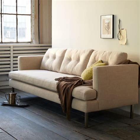 west elm jackson sectional jackson sofa west elm
