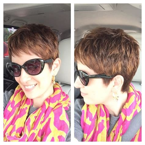 how do i highlight my pixie cut 95 best my style images on pinterest hairstyle ideas