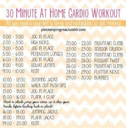 at home cardio workout 30 minute at home cardio workout workouts