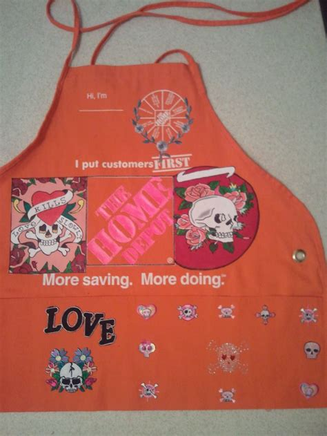 12 best home depot apron images on