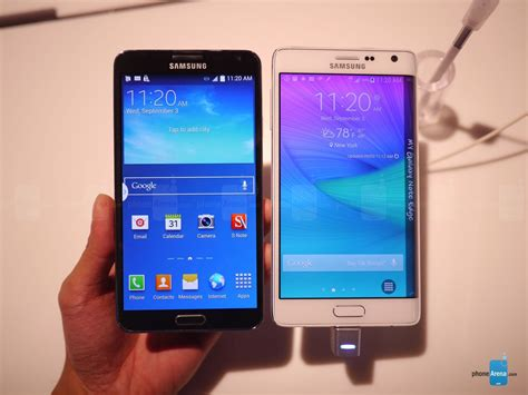 themes galaxy note edge samsung galaxy note edge vs samsung galaxy note 3 first