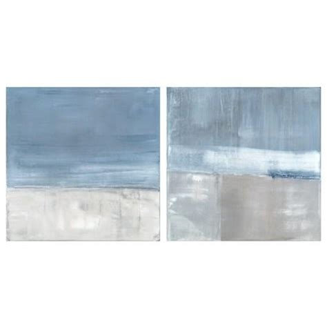 gray wall decor aidan gray decor wall art adrift set of 2 zinc door