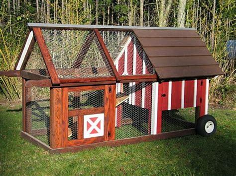 chicken tractor mini farm