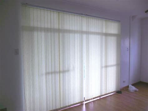 Fabric Vertical Blinds For Sliding Glass Doors How Do Fabric Vertical Blinds Work Pasay City
