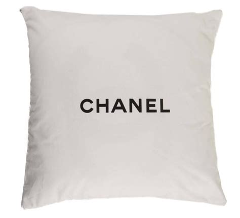 Kerdung Pashmina Chanel Wall chanel navy and white cc square pillow for sale at 1stdibs