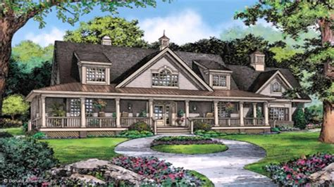ranch style house plans with wrap around porch house