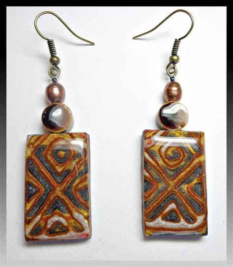Handmade Jewelry Usa - 59 best ethnic polymer clay handmade in the usa jewelry