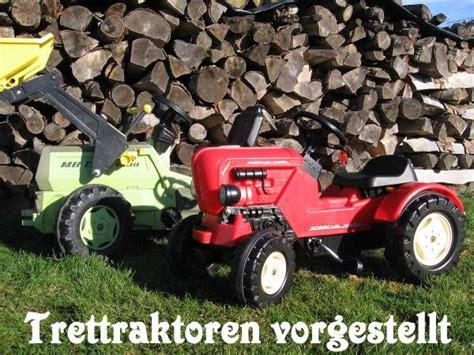 Trettraktor Porsche by Trettraktor Kindertraktor G 252 Nstig Kaufen Sowie