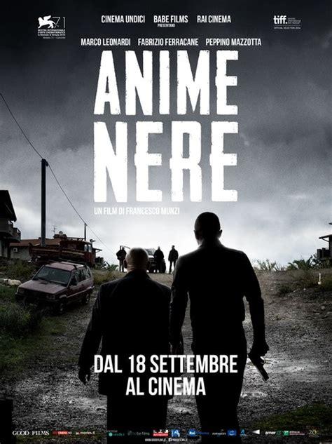 film anime nere trama anime nere 2014 filmtv it