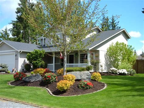 Landscape Design Pictures Front Yard Front Yard Landscaping On Landscaping Ideas