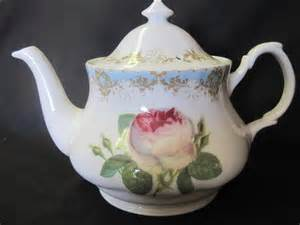 vintage rose bone china teapot the teapot shoppe