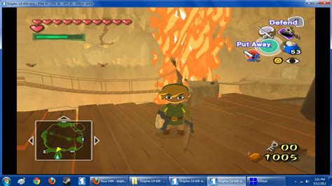 Kaos Asus Org emulator issues 5394 the wind waker graphical issues in roost with recent master