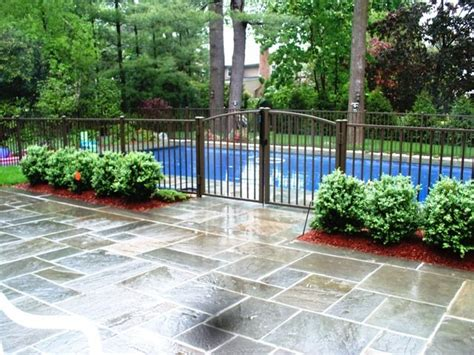 backyard pool fence ideas best 25 pool fence ideas on pinterest pool landscaping
