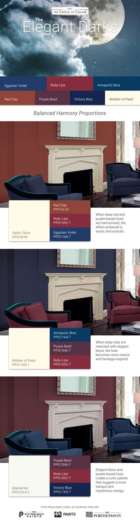 28 best deep and saturated paint colors images on 15 best elegant darks color palette images on pinterest