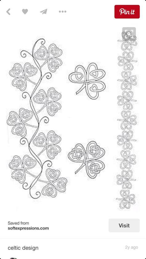 cenefas celtas mejores 28 im 225 genes de nudos cenefas celtas en