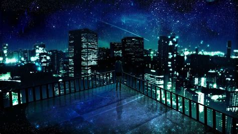 wallpaper anime city 1920x1080 anime wallpapers wallpaper cave