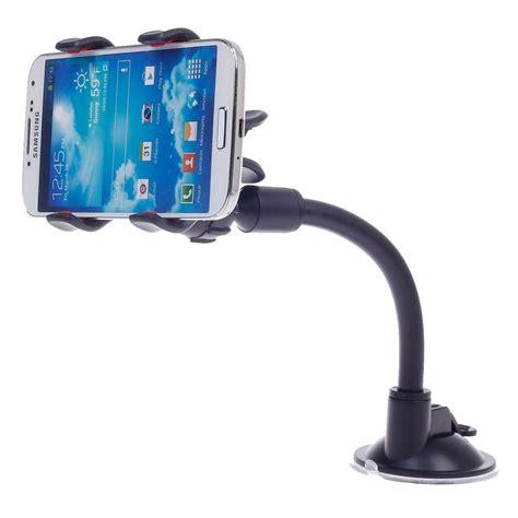 Car Holder Mobil Universal 360 Derajat universal car phone holder 360 rotating windshield car