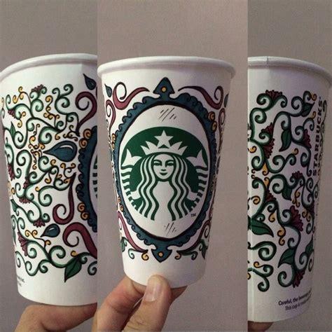 cup design contest starbucks case study white cup contest brand